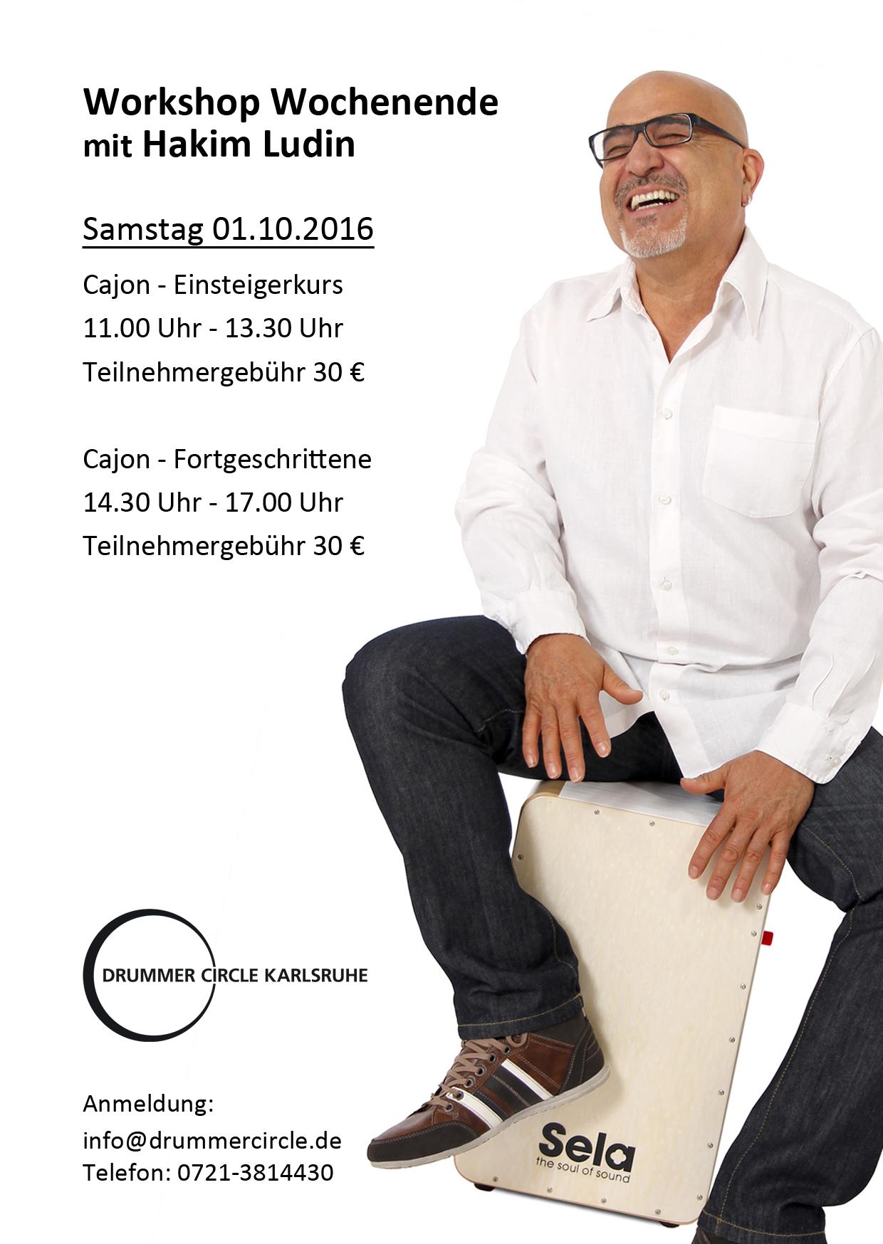 Hakim Ludin Workshop Wochenende 2016 -1